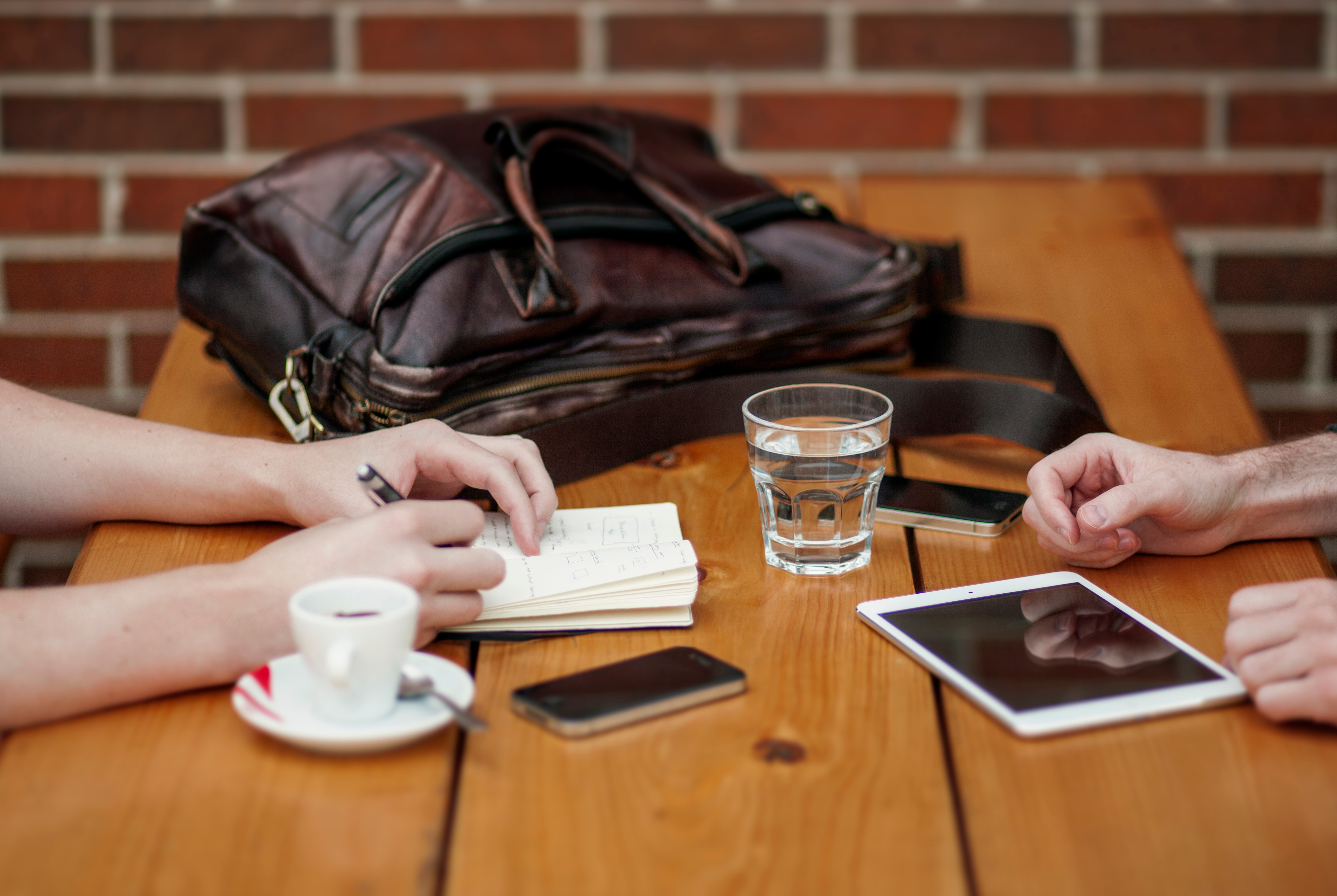 Get more out of personal contact at events